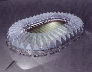 """[Rzeszów] Stadion żużlowy """"Stal Rzeszów"""" (Stadion Miejski) 137374"""