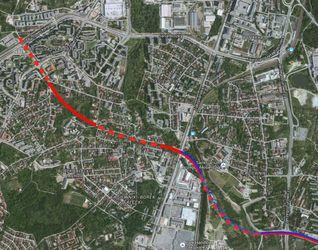 [Kraków] Trasa Zwierzyniecka (TUNEL), Trasa Pychowicka, Trasa Łagiewnicka (3 Obwodnica Miasta) 223134