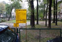 [Kraków] Park Osiedlowy, Os. Zielone