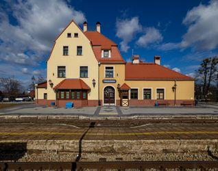 Dworzec Twardogóra Sycowska 468894