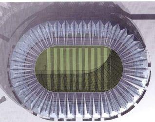 """[Rzeszów] Stadion żużlowy """"Stal Rzeszów"""" (Stadion Miejski) 137375"""
