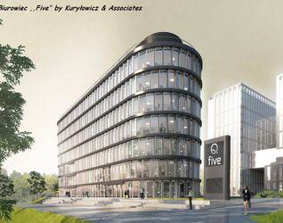 "[Kraków] Kompleks biurowy ""Quattro Business Park + CINQUE"" 320159"