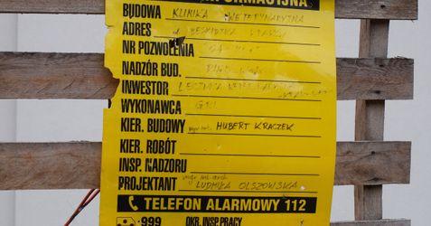 [Kraków] Klinika Weterynaryjna, ul. Beskidzka 346527