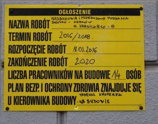 [Kraków] Remont, ul. Ignacego Krasickiego 8 365983
