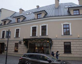 [Kraków] Hotel Wawel, ul. Poselska 22 459167