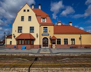 Dworzec Twardogóra Sycowska 468895