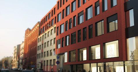 """[Łódź] Centrum Biznesowe """"Synergia"""" (Budynek C) 84639"""
