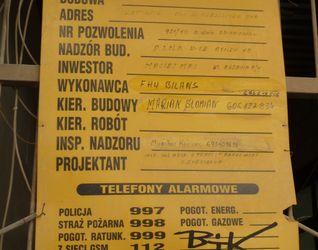 [Katowice] Remont kamienicy, plac Szewczyka 3 40976
