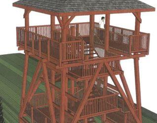 Wieża widokowa na Orlicy 492816