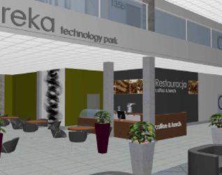 """[Konstantynów Łódzki] Park Naukowo-Technologiczny """"Eureka"""" 104864"""
