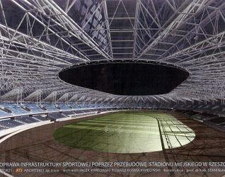 """[Rzeszów] Stadion żużlowy """"Stal Rzeszów"""" (Stadion Miejski) 137376"""