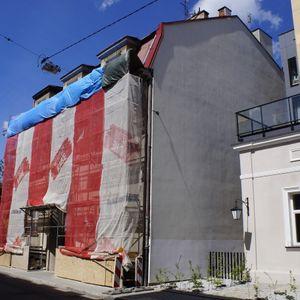 [Kraków] Remont Kamienicy, ul. Różana 18a 425888