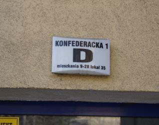 [Kraków] Konfederacka 1 456096