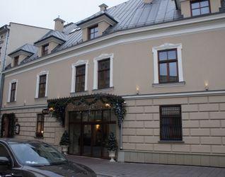 [Kraków] Hotel Wawel, ul. Poselska 22 459168