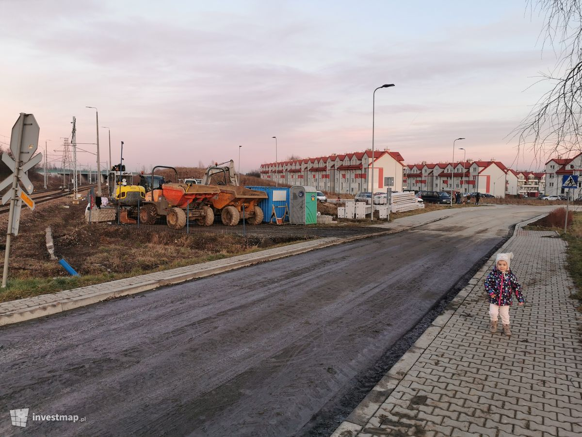 Zdjęcie Przystanek PKP Kraków Opatkowice fot. Jacram