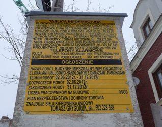 """[Białystok] Apartamentowiec """"Magnoliowe Ogrody"""" 62368"""
