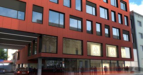 """[Łódź] Centrum Biznesowe """"Synergia"""" (Budynek C) 84640"""