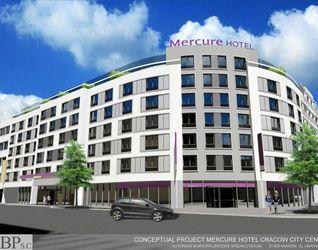 """[Kraków] Hotel """"Mercure Kraków Centrum"""" (4*) 133537"""