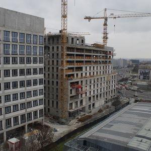 """[Kraków] Kompleks biurowy """"Unity Centre"""" (102,5 m) 406690"""
