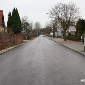Remont ulicy Ignacego Paderewskiego w Twardogórze    466082