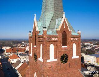 Remont wieży i elewacji frontowej Bazyliki Mniejszej pw. Matki Bożej Wspomożenia Wiernych w Twardogórze 467874