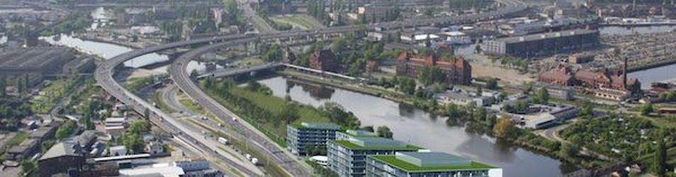"""[Szczecin] Kompleks biurowo-hotelowy """"Szczecin Odra Park"""" 146595"""