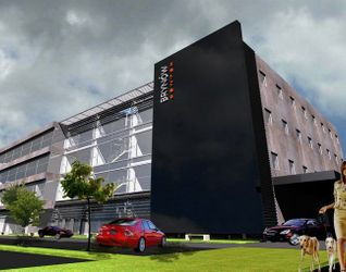 """[Katowice] Kompleks biurowy """"Brynów Center"""" 31651"""
