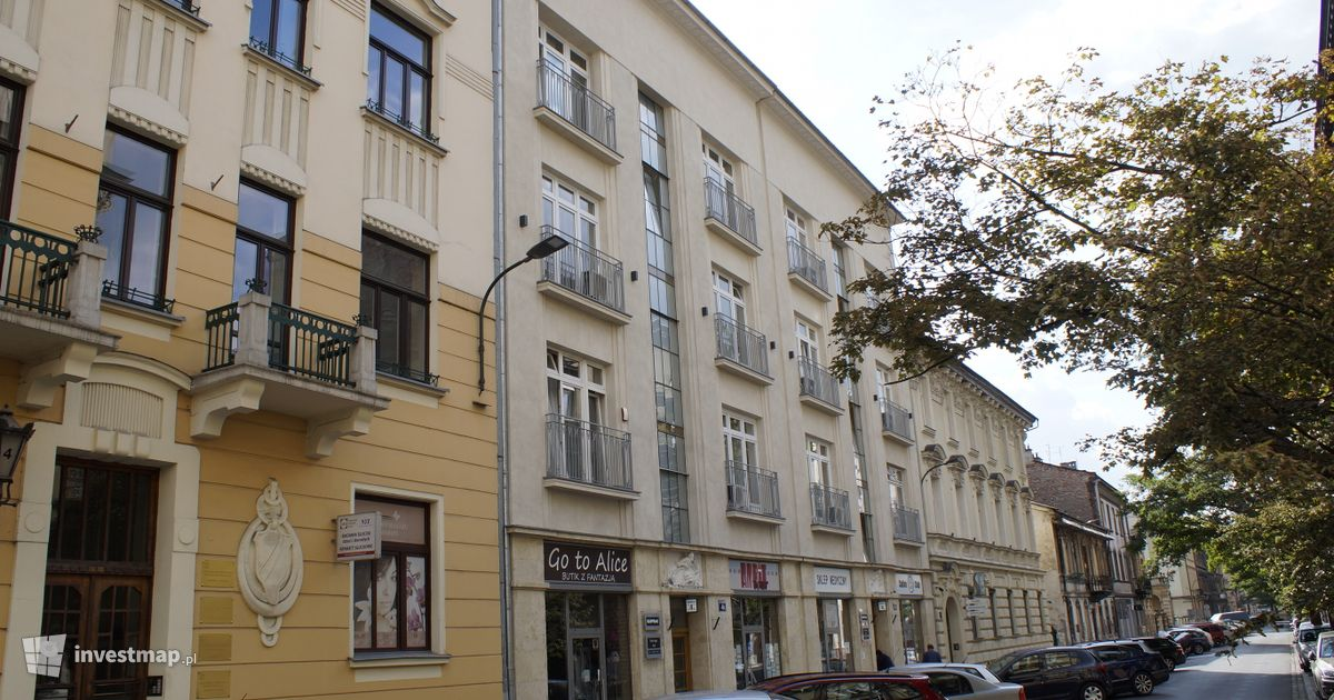 Krakow Remont Kamienicy Ul Batorego 4a 6a Investmap Pl