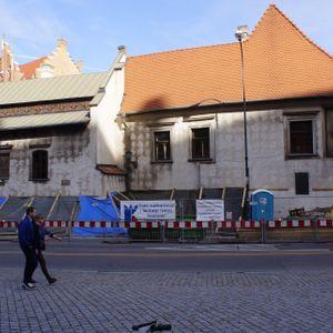 [Kraków] Remont Kamienicy, ul. Kanonicza 25 448163