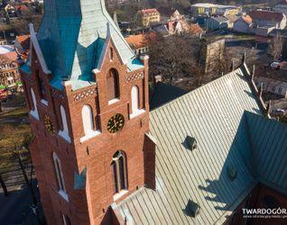 Remont wieży i elewacji frontowej Bazyliki Mniejszej pw. Matki Bożej Wspomożenia Wiernych w Twardogórze 467875