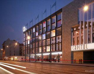 """[Wrocław] Kompleks hotelowo-handlowo-apartamentowy """"Centrum Metropol"""" 9891"""