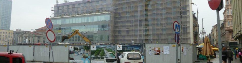 "[Katowice] Remont domu handlowego ""Zenit"" 128164"