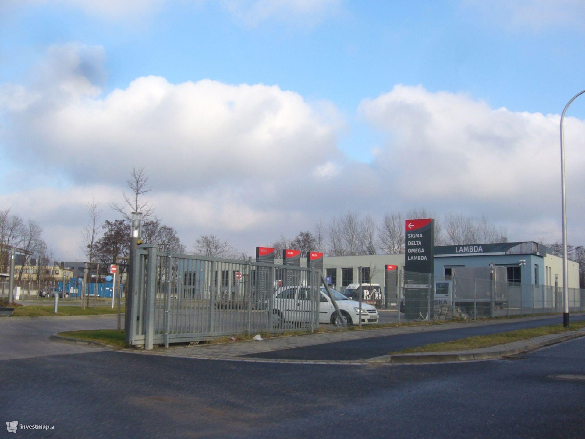 Wrocławski Park Technologiczny Laboratorium Badań Nieniszczących (Budynek Lambda)