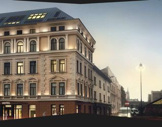 "[Kraków] Hotel ""Indigo Kraków - Florian Gate"" 320164"