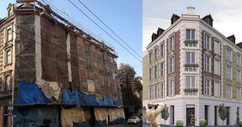 [Katowice] Remont Kamienicy, ul. Kościuszki 33 350372