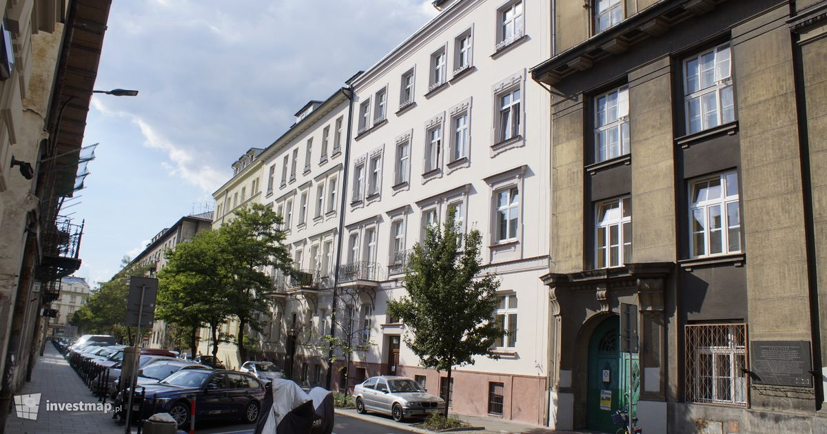 Krakow Remont Kamienicy Ul Batorego 5 Investmap Pl