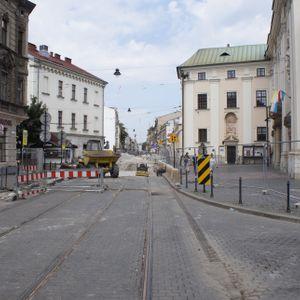 [Kraków] Ulica Karmelicka  435876
