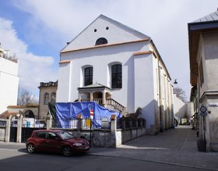 [Kraków] Synagoga Izaaka Jakubowicza 469412