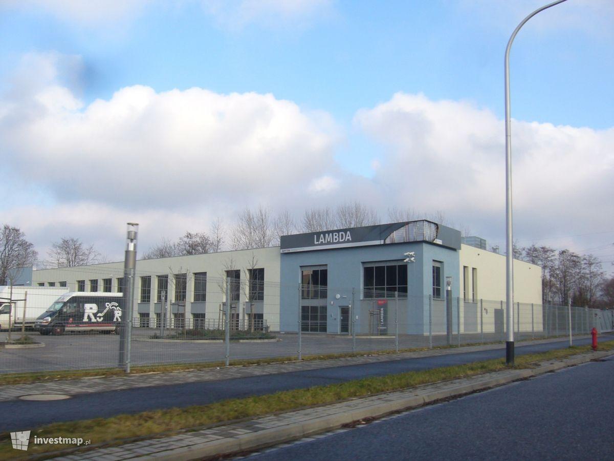 Zdjęcie Wrocławski Park Technologiczny Laboratorium Badań Nieniszczących (Budynek Lambda) fot. Orzech