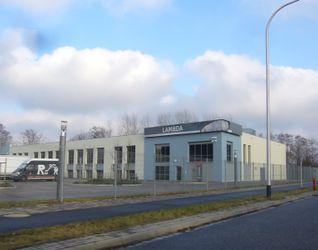 """[Wrocław] Wrocławski Park Technologiczny """"Laboratorium Badań Nieniszczących"""" (Budynek Lambda) 138917"""