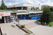 [Kraków] Pawilon Handlowy, ul. Beskidzka (remont)