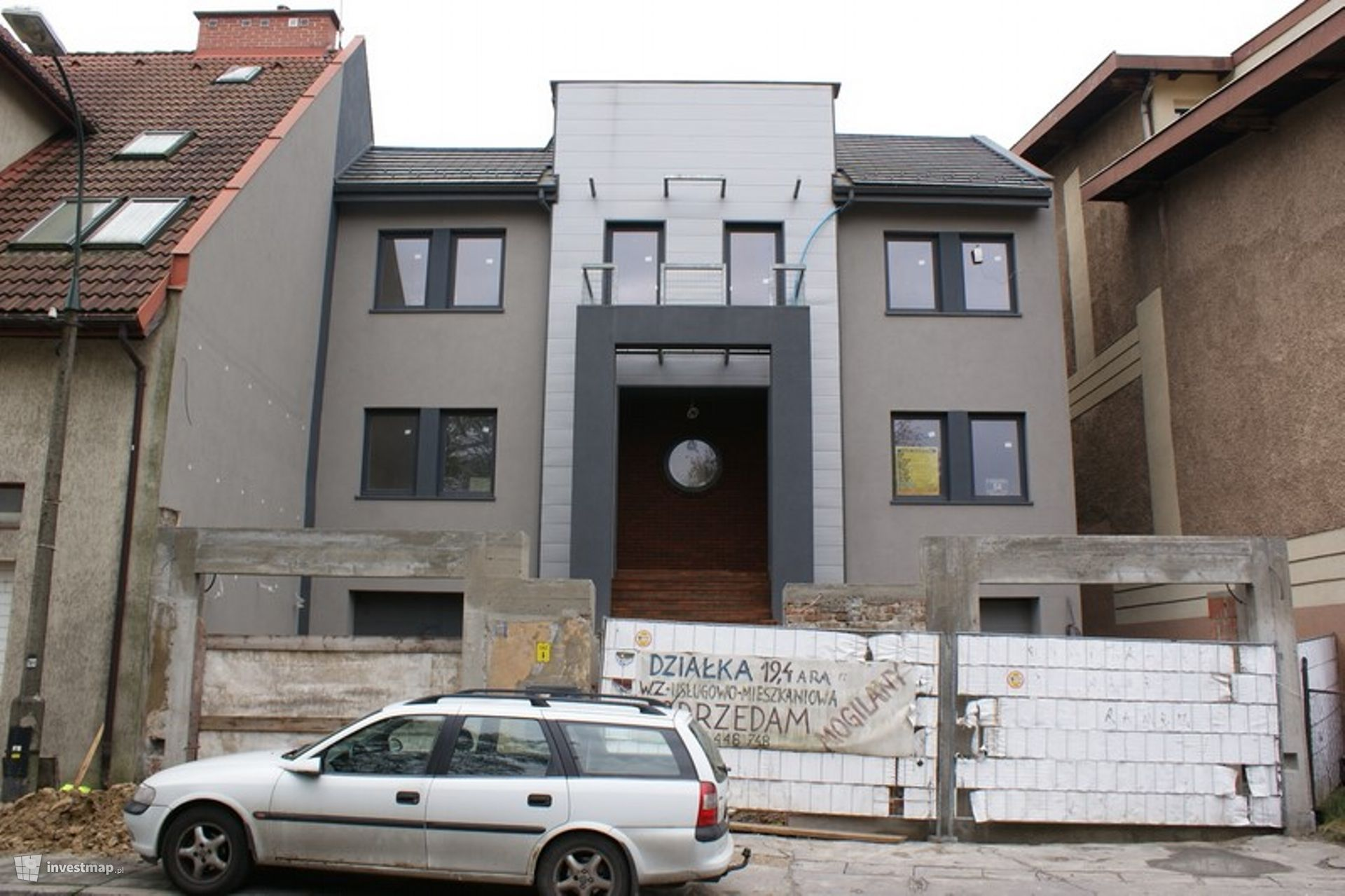 Budynek Mieszkalny Jednorodzinny, ul. Królowej Jadwigi 54