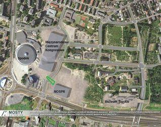 [Katowice] Układ drogowy w Strefie Kultury 31654