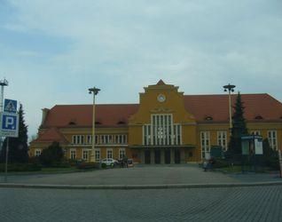 [Legnica] Dworzec PKP (remont) 102311