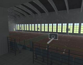 [Rzeszów] Hala Sportowa przy V Liceum Ogólnokształcącym w Rzeszowie 116391