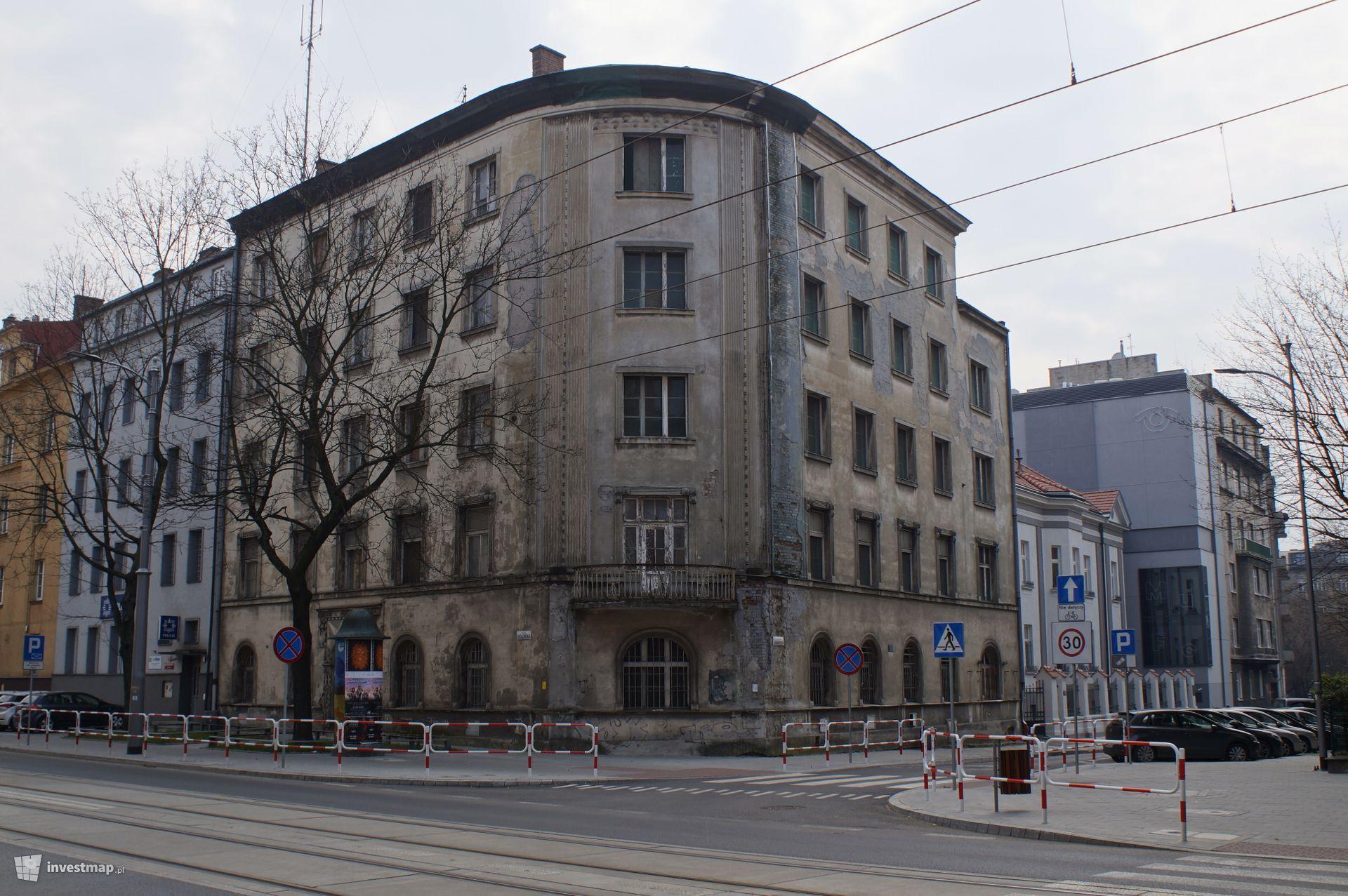 Hotel, ul. Królewska 6