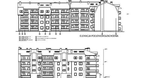 """[Wałbrzych] Budynek wielorodzinny """"Senatorska II"""" 9383"""
