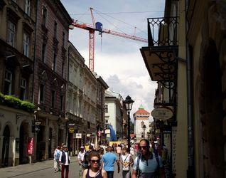 [Kraków] Rozbudowa, Nadbudowa, Przebudowa, Budowa Hotelu. Ul. Floriańska 28 / Św. Marka 18 119976
