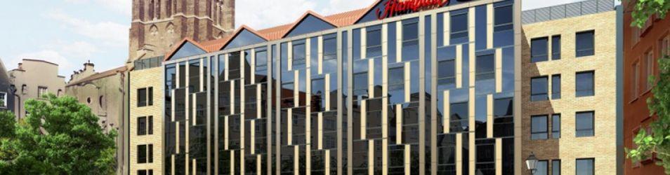 """[Gdańsk] Hotel """"Hampton by Hilton Gdansk Old Town"""" 240552"""