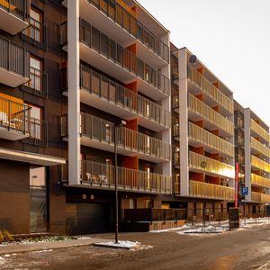 "[Warszawa] Osiedle ""Apartamenty Bakalarska"" 406952"